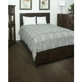 Rizzy Home Houndstooth 3-piece Comforter Set