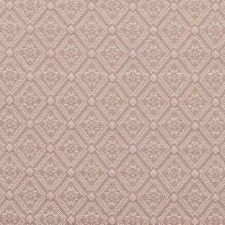 D120 Gold and Pink Paisley Floral Brocade Upholstery Fabric