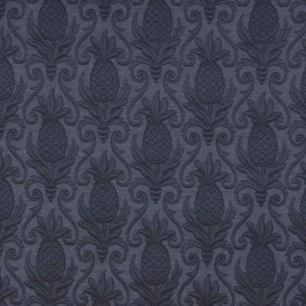 E521 Blue Pinele Durable Jacquard Upholstery Grade Fabric Free Shipping On Orders Over 45 10281240
