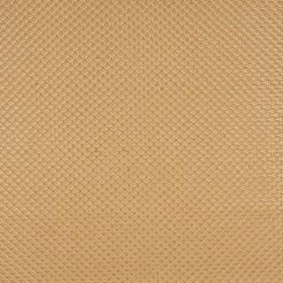 G000 Golden Yellow, Woven Rattan Faux Leather Upholstery Vinyl