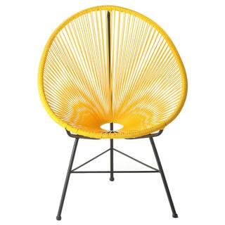 Handmade Acapulco Woven Lounge Chair