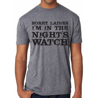 Sorry Ladies I'm in the Nights Watch T-shirt