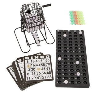 Blue Ridge Novelty Bingo Set