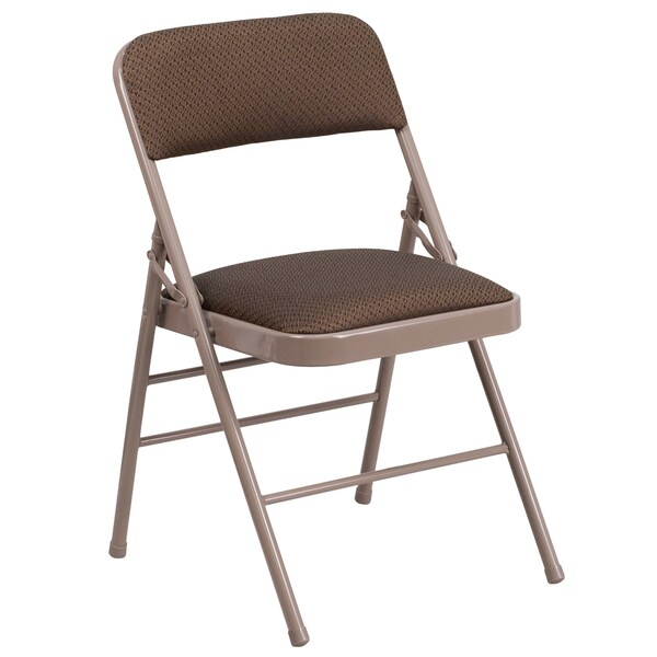 Primrose Brown folding chairs Free Shipping Today Overstock