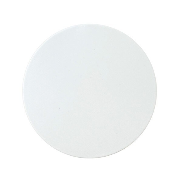 3-3/4 Inch (95mm) Round Plastic Plate for Stereo Microscopes