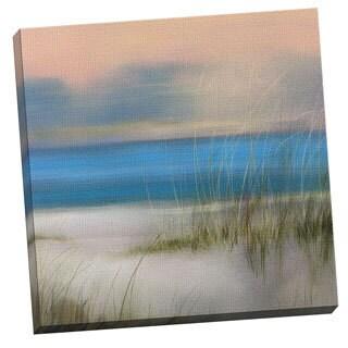 Portfolio Canvas Decor Williams 'Sea Oats Two' Framed Canvas Wall Art