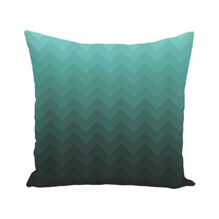 Strip Print 28-inch x 28-inch Decorative Indoor Floor Pillow
