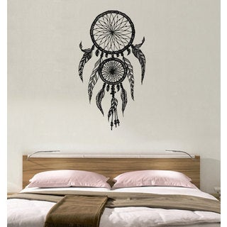 Dreamcatcher Vinyl Sticker Wall Art