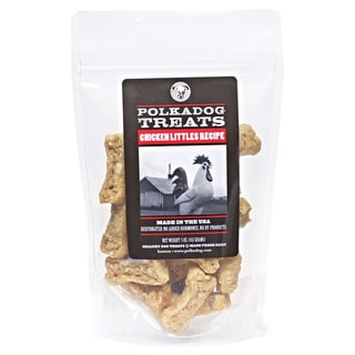 Polka Dog Chicken Littles Dog Treats
