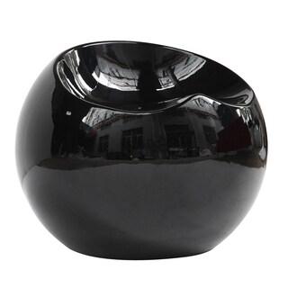 MaxMod Dewdrop Black Stool