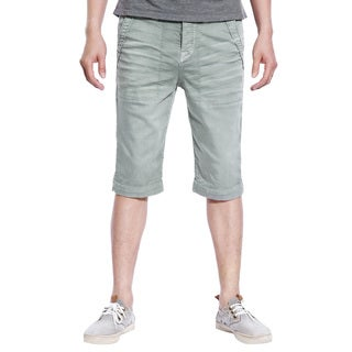 Stitch's Mens Casual Shorts Trousers Pants Woven Cotton Office College