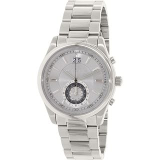 Michael Kors Men's MK8417 'Aiden' Stainless Steel Watch