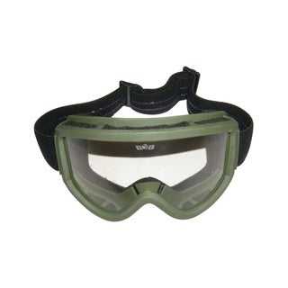GXG Multi Sport Polycarbonate Lens Goggles OD Olive Green Airsoft Shooting Skiing