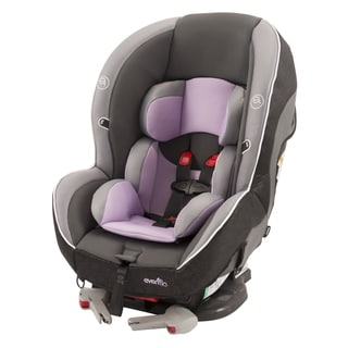 Evenflo Momentum DLX Convertible Car Seat in Lilac