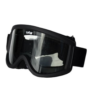 GXG Multi Sport Polycarbonate Lens Goggles Black airsoft shooting skiing (Option: Black)