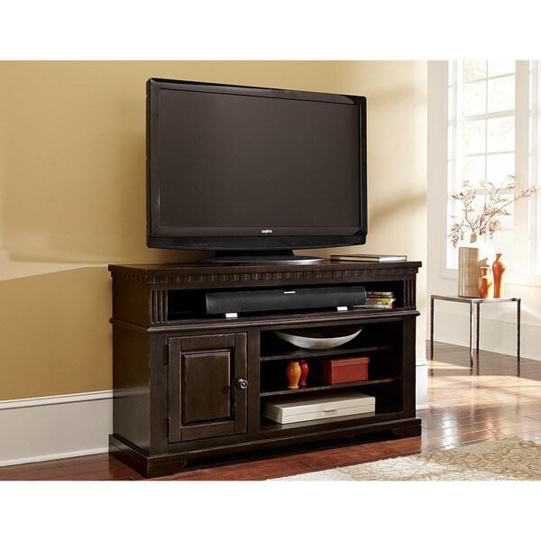 Shop La Cantera Tv Console 54 64 74 Inch Free Shipping