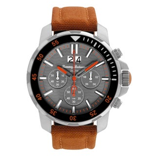 Tommy Bahama Men's 'Big Island Diver' Chronograph Strap Watch