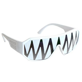 White Shark Tooth Sunglasses