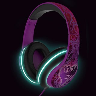Kid Designs Descendents LightUp Over The Ear Headphones