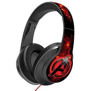 Kid Designs Ultron LightUp Over The Ear Headphones
