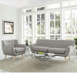 Remark 2-Piece Mid Century Living Room Sofa Set - 2Piece|https://ak1.ostkcdn.com/images/products/10283687/P17398745.jpg?impolicy=medium