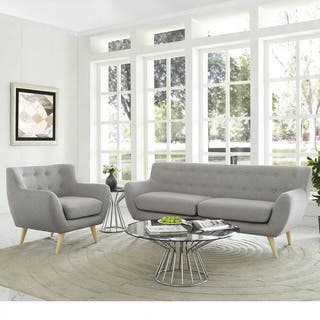 Buy Grey Living Room Furniture Sets Online at Overstock.com | Our ...