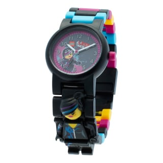 LEGO Movie Lucy 'Wyld Style' Kid's Minifigure Interchangeable Links Watch
