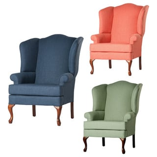 Muriel Wingback Accent Chair by Greyson Living
