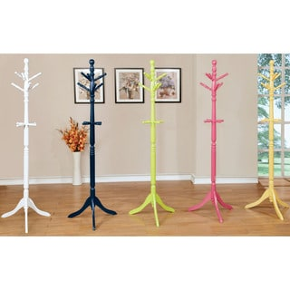 Furniture of America Colorpop Modern Youth Coat Rack