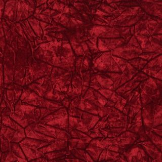 C866 Burgundy Classic Soft Crushed Durable Velvet Upholstery Fabric