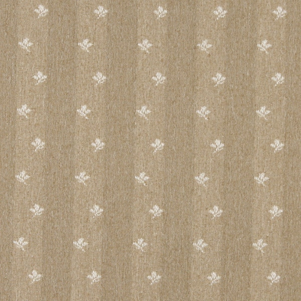 Shop C637 Gold Ivory Mini Flowers Country Style Upholstery Fabric