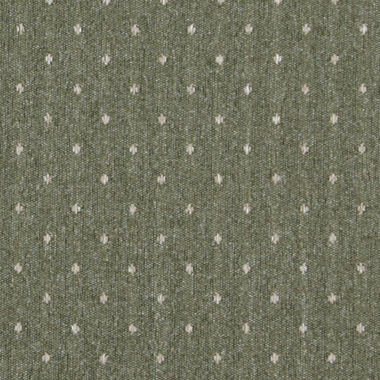 Shop C618 Green And Beige Dotted Country Style Upholstery Fabric