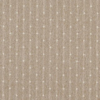 C611 Sand and Ivory Dotted Country Style Upholstery Fabric