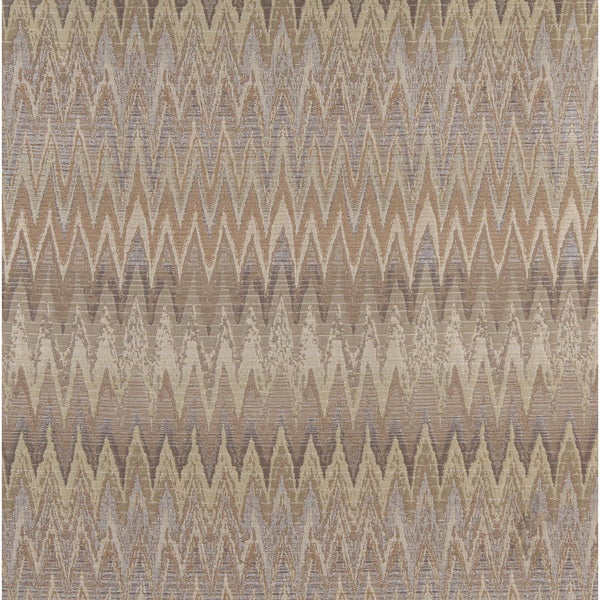 Shop C480 Gold Beige And Platinum Woven Flame Stitch Upholstery