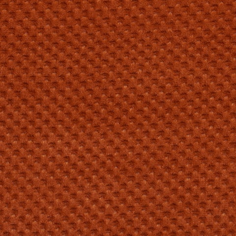 C366 Orange Textured Stain Resistant Microfiber Upholstery Fabric