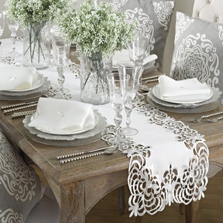 Cutwork Design Runner