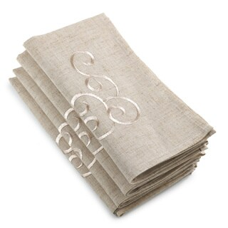 Embroidered Design Napkin (Set of 8)