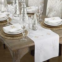 Snowflake Design Napkin (Set of 8)