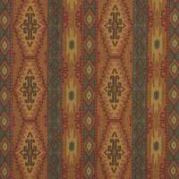 Southwestern Striped Geometric Woven Novelty Upholstery Fabric