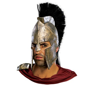 King Leonidas '300' Spartan Helmet Adult Costume Accessory