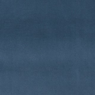 A0001A Blue Authentic Durable Cotton Velvet Upholstery Fabric