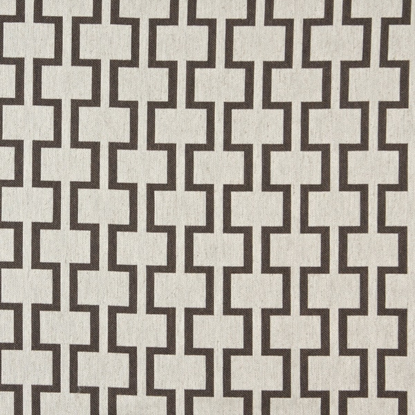 Shop A0002d Taupe Off White Modern Geometric Upholstery Fabric