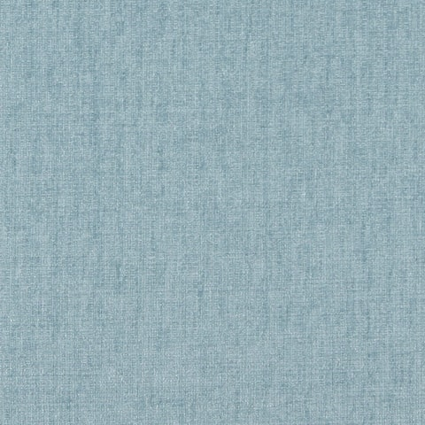 A0018A Light Blue Solid Woven Chenille Upholstery Fabric