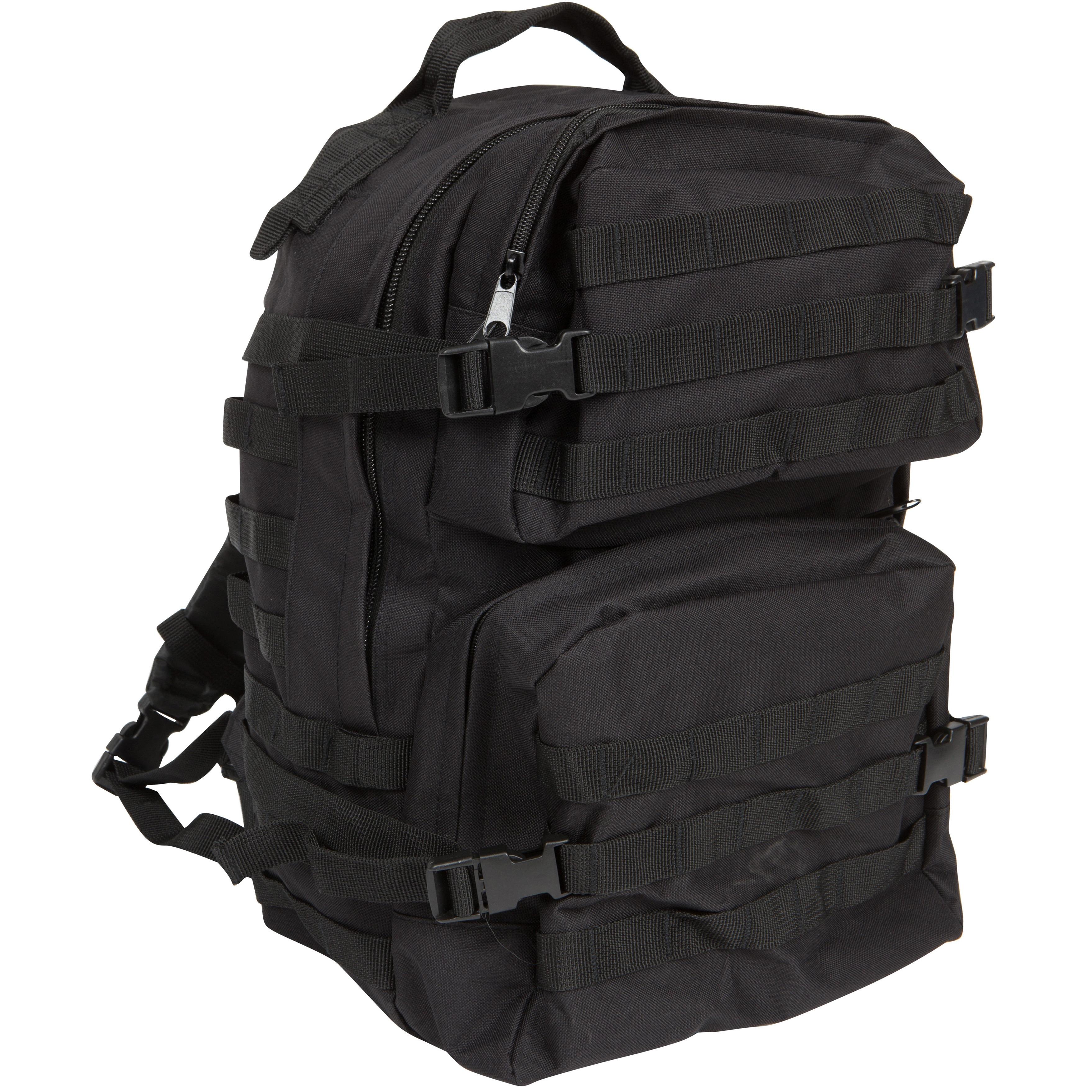 Modern Warrior High Quality ACU Military Black Backpack (...