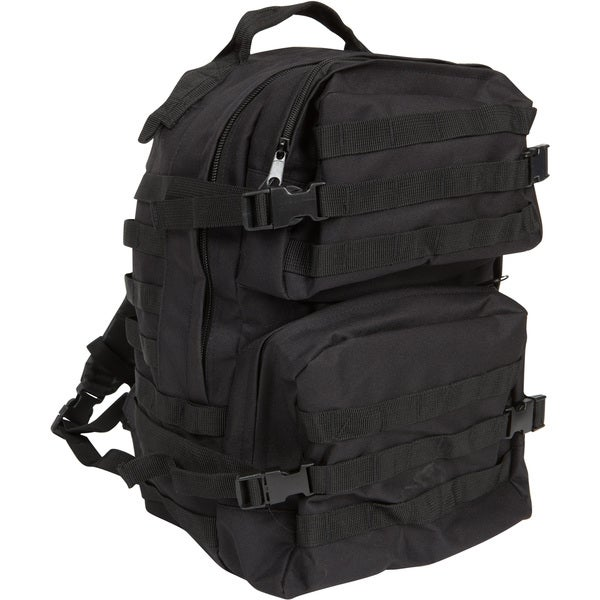 Modern Warrior High Quality ACU Military Black Backpack - Free ...