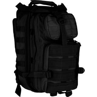 Modern Warrior Military-grade High Quality Tactical Black Backpack|https://ak1.ostkcdn.com/images/products/10287923/P17402568.jpg?impolicy=medium