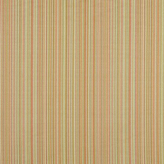 A0060H Red Orange And Green Thin Striped Upholstery Jacquard Fabric (2 options available)
