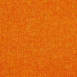 A0103F Orange Solid Soft Durable Chenille Upholstery Fabric