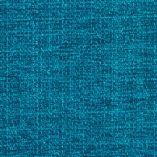 A0103K Turquoise Solid Soft Durable Chenille Upholstery Fabric