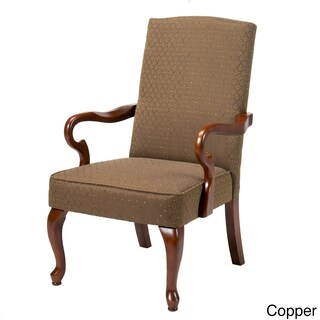 Copper Grove Catamount Gooseneck Arm Chair (4 options available)